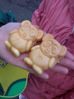 上野動物園名物